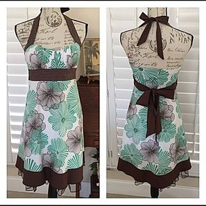 💙💙SALE $9 Speechless Halter Dress Size 7 Jr.